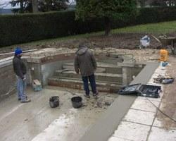 Noriver Piscines - Saint-Symphorien-de-Marmagne - Rénovation piscines